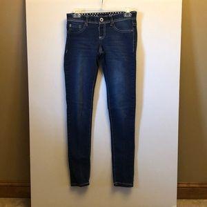 Ariya Jeans 3/4 skinny stretch